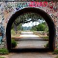 Graffiti Tunnel by GK Hebert Photography
