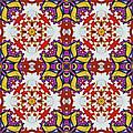 Graffito Kaleidoscope 40 by Roberto Pagani