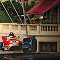 Graham's Monaco 1968 by Craig Purdie