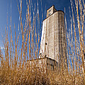 Grain Elevator by Peter Tellone