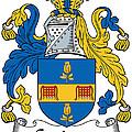 Grainger Coat Of Arms Irish by Heraldry