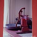 Grama's Faucet by Sharon Elliott