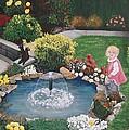 Gramma Nanna S Pond by Sharon Duguay