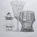 Grammas Glasses by Mary Ellen Mueller Legault