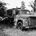 Grampa's Trucks by George DeLisle
