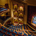 Grand 1894 Opera House - Galveston by Allen Sheffield