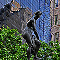 Grand Army Plaza by Mike Martin