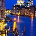 Grand Canal Of Venice Dusk by Emi Cristea