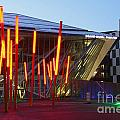 Grand Canal Square Twilight by Ros Drinkwater