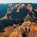 Grand Canyon At Sunset by Yousif Hadaya