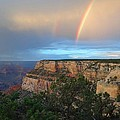 Grand Canyon Following The Storm by Keith Stokes