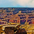 Grand Canyon Mather Viewpoint by Bob and Nadine Johnston