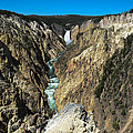 Grand Canyon Of Yellowstone by Gales Of November