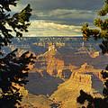Grand Canyon Peek