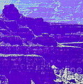 Grand Canyon Purples by Tim Richards