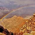 Grand Canyon Rainbow by Marilyn Smith