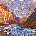 Grand Canyon Riffle by Bryan Allen