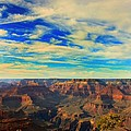 Grand Canyon South Rim by Amanda Stadther