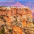 Grand Canyon South Rim by Bob Pardue