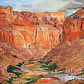 Grand Canyon Splendor by Carol Komassa