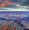 Grand Canyon Storm Set by Mike Dawson