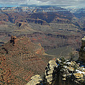 Grand Canyon View 6 by Natural Focal Point Photography