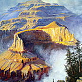 Grand Canyon View by Lee Piper
