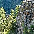 Grand Canyon Walls Lan 183 by G L Sarti