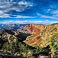 Grand Canyon Xxi by C H Apperson