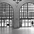 Grand Central Arches Entrance by Dave Beckerman