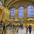 Grand Central by Fran Gallogly