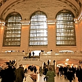 Grand Central 's Main Terminal by Christy Gendalia
