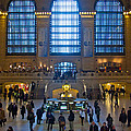 Grand Central Station by Lindley Johnson