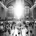 Grand Central Station by Georgia Fowler