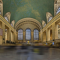 Grand Central Terminal 180 Panorama  by Susan Candelario