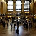 Grand Central Terminal by Kathleen Odenthal
