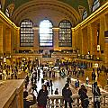 Grand Central Terminal Nyc by Zbigniew Krol
