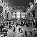 Grand Central Terminal by Paul Grogan