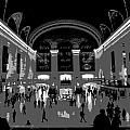 Grand Central Terminal Poster by Dan Sproul