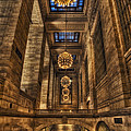 Grand Central Terminal Station Chandeliers by Susan Candelario