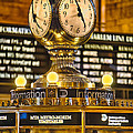 Grand Cerntral Terminal Clock No. 1 by Jerry Fornarotto