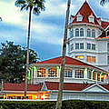 Grand Floridian Resort Walt Disney World by Thomas Woolworth