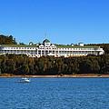 Grand Hotel Mackinac Island by Rachel Cohen