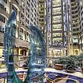 Grand Hyatt D.c. by Tim Stanley