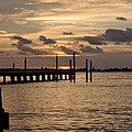 Grand Isle Sunset # 1 by Patricia Morales
