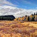 Grand Mesa Colors by Bob Hislop