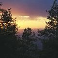 Grand Mesa Sunset by Brandi Maher