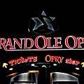 Grand Ole Opry Entrance by Dan Sproul