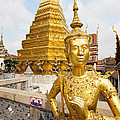 Grand Palace, Bangkok by David Davis