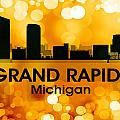 Grand Rapids Mi 3 by Angelina Vick